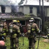 Fire Destroys Two-Story Home In Putnam