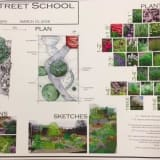 Students At Main Street School In Irvington Create School Garden