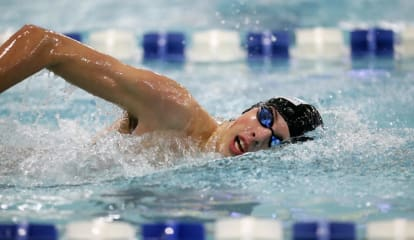 Bergen Catholic Alum Named MVP Of Bentley University Swim Team