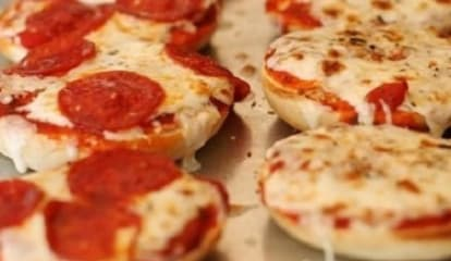 Bagels And Pizza Go Perfect Together At New Bergenfield Hot Spot