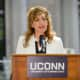 UConn President Says She's Stepping Down