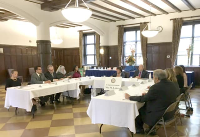 Elected officials, education leaders and immigration experts met to discuss the newly-announced suspension of DACA, which will effect more than 41,000 New York recipients.