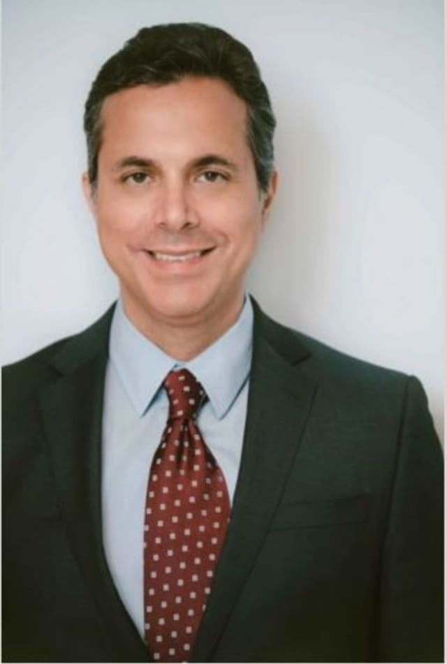 Mark Melendez, M.D., is donating breast cancer surgery funds to charity this month.