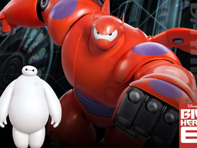 """Big Hero 6"" will screen at Saxon Woods Pool on Wednesday."