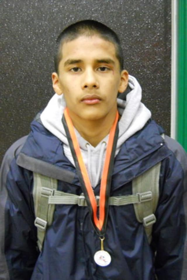 Wrestler Kevin Rodriguez is the Port Chester Daily Voice December Athlete of the Month.