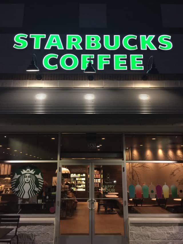 A Starbucks is opening in Elmsford this spring.