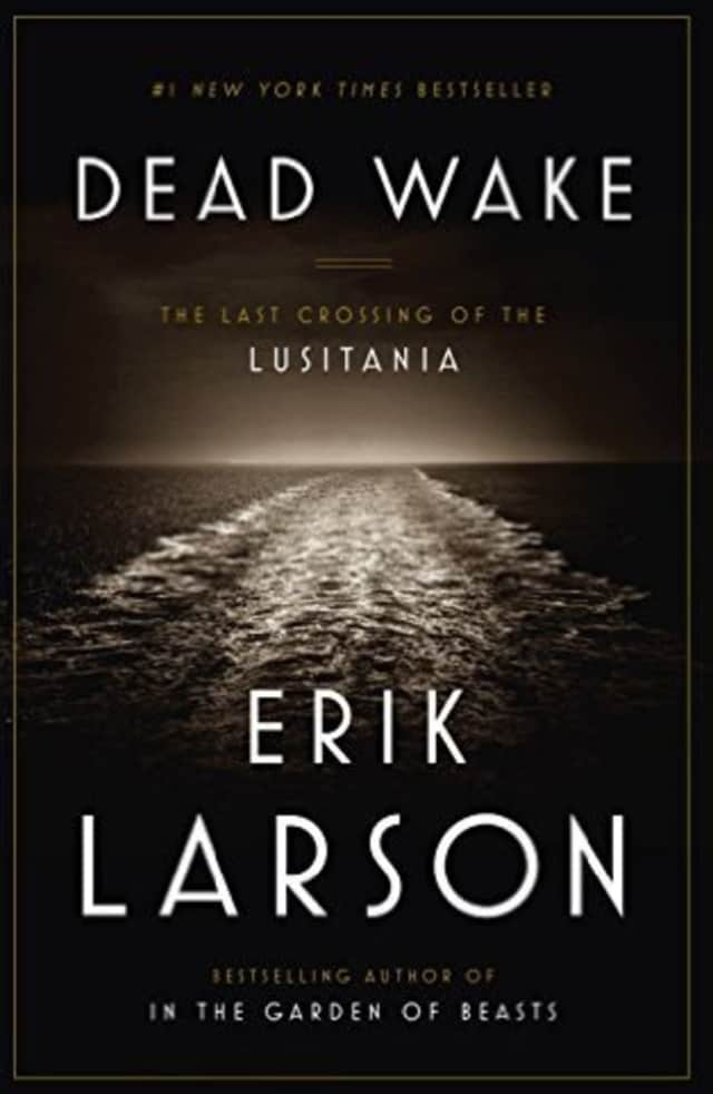 """""""Dead Wake,"""" is about the sinking of the passenger ship Lusitania by a German U-Boat during  World War I."""