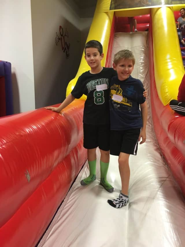 Sensory Bounce is located in Paramus.