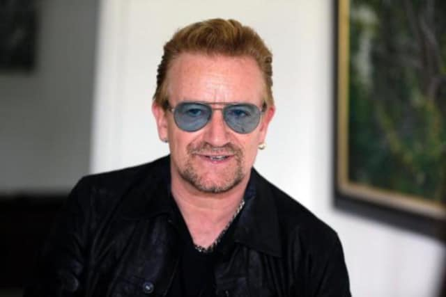 Bono is participating in #GivingTuesday.