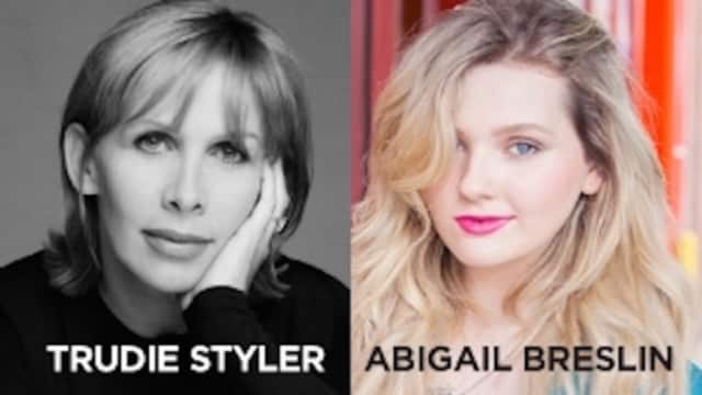 Trudie Styler and Abigail Breslin will be honored for their humanitarian efforts during this year's Greenwich International Film Festival Gala.