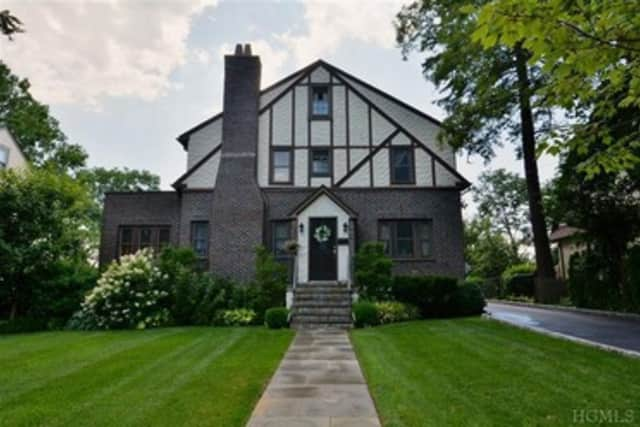 This house at 535 Manor Ridge Road is open for viewing this Sunday.