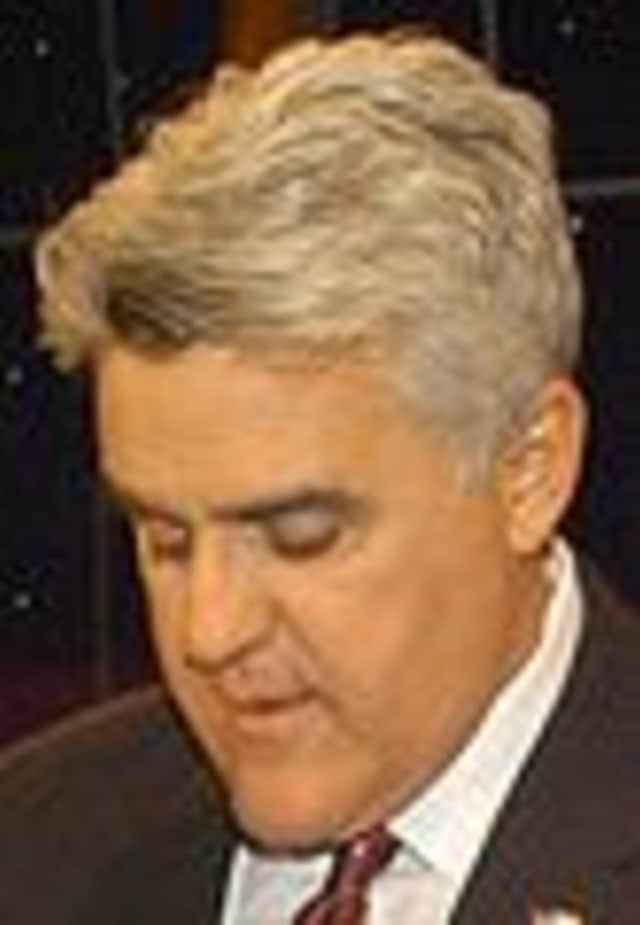"""New Rochelle native Jay Leno hosted his final episode of """"The Tonight Show"""" on Thursday, Feb. 6."""
