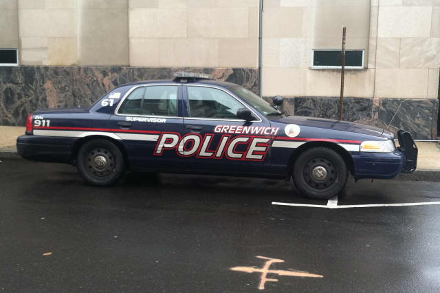 Greenwich Police have charged a man with sexual assault after he allegedly groped an acquaintance in his car.