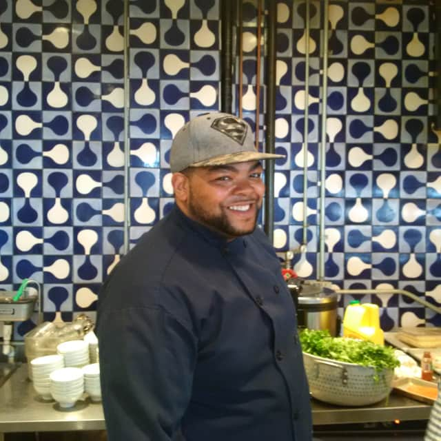 "Maurice ""Mo"" Major lives in New Rochelle and is a chef in Port Chester."