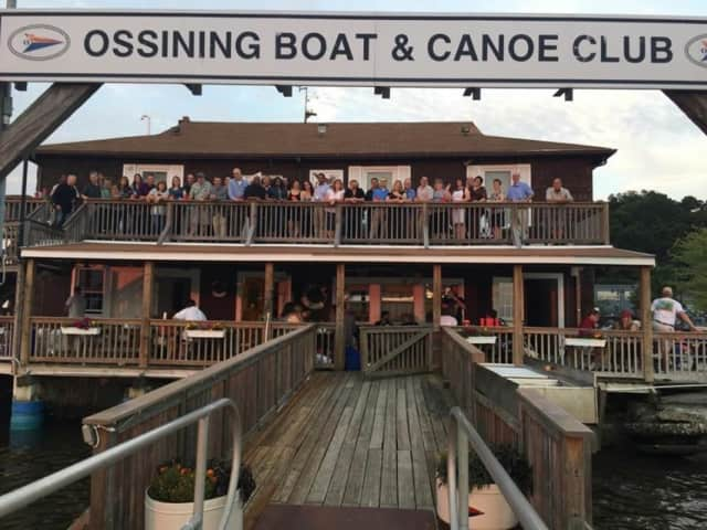 The Ossining High School Class of 1985 celebrated its 30 reunion on July 25 at the Ossining Boat and Canoe Club.