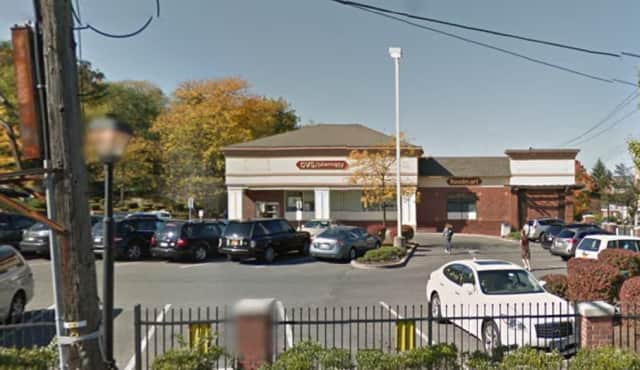 The CVS on Route 22 in Eastchester that was burglarized Saturday morning.