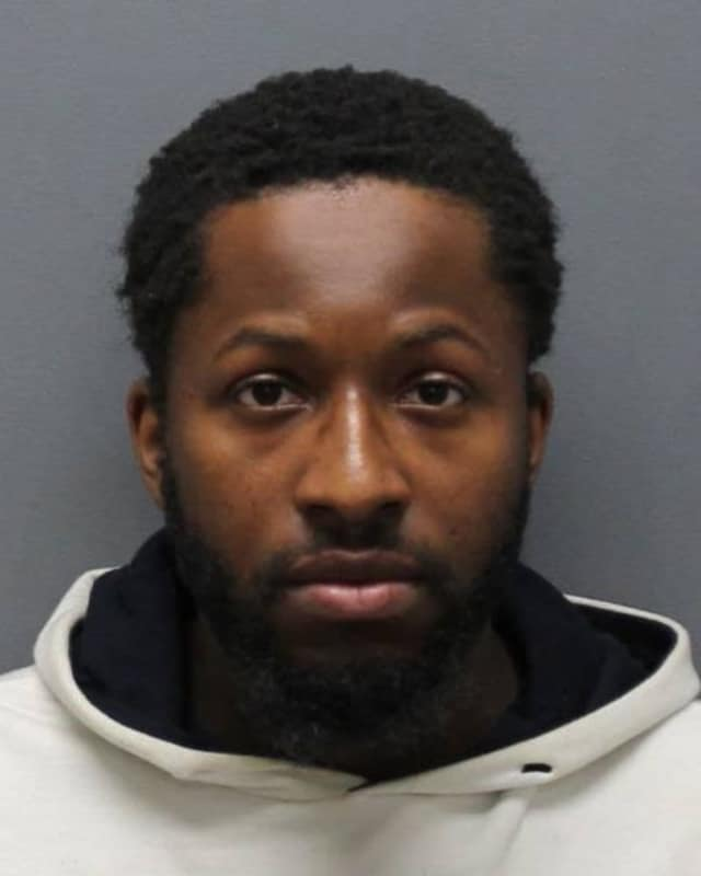 Blair Robinson of Yonkers was arrested for the beating death of his 2-year-old son on Christmas Eve.
