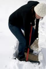 It's Time To Train For Shoveling Snow Says ONS