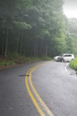 One Hospitalized In Two-Car Rockland Crash